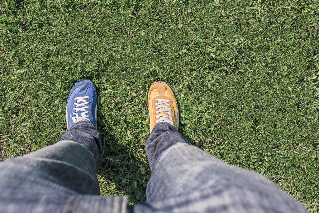 ディズニーランドで歩き疲れない靴って?