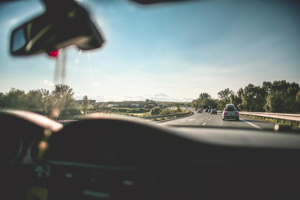 神戸方面から車でディズニーランドまで実際に走った時間とルート。