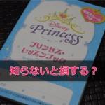 知らないと損する?プリンセスレッスンブックって知ってる?