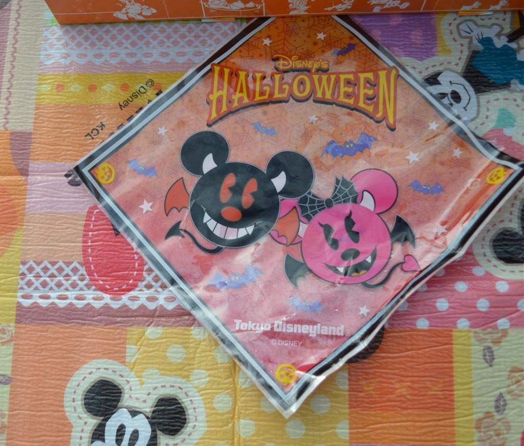 ハロウィン限定のミッキーマウスマンとミニーマウスマンを食べたよ