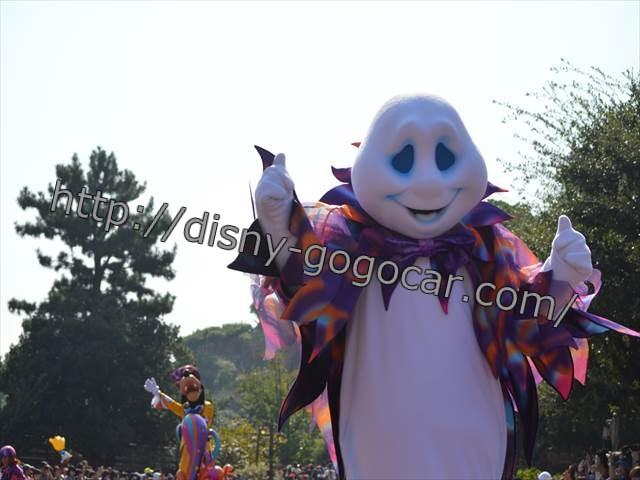 ディズニー旅行ハロウィン2日目、ディズニーランドで遊んできました。