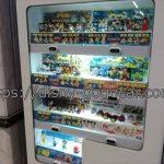 京葉線の舞浜駅に変わったディズニーガチャを発見!