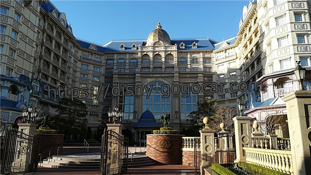 ディズニーランドホテル ブログ