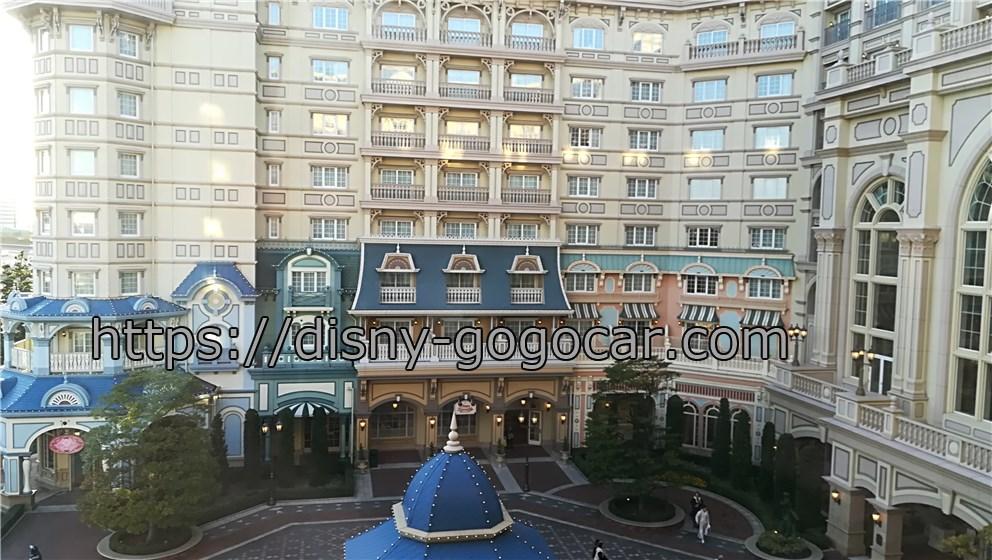 ディズニーランドホテル wi-fi